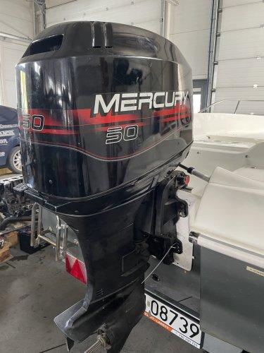Silnik zaburtowy Mercury 50 KM
