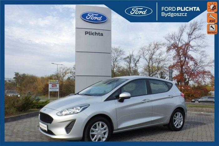 Ford Fiesta 1.1 benzyna 85 KM Trend Salon PL Gwarancja fabryczna 1wł. ASO Plichta Mk8 (2017-)