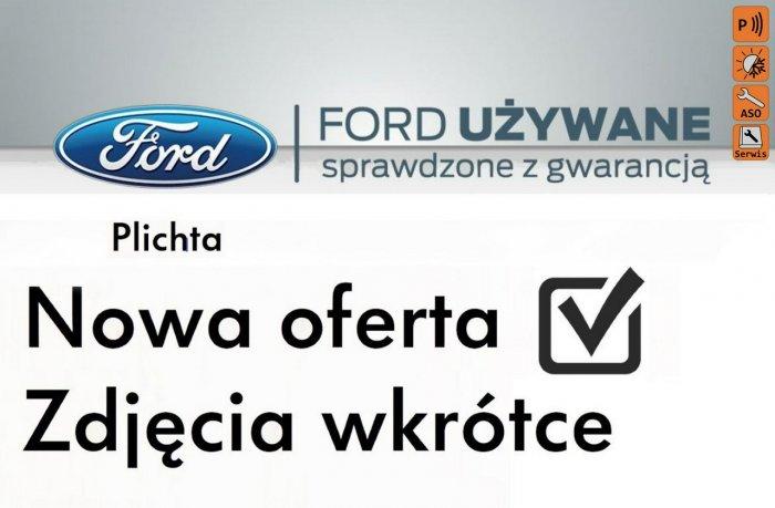 Ford Tourneo Courier 1.0 ecoboost 100 KM Titanium  FVmarża  Gwarancja Salon PL Plichta Inna