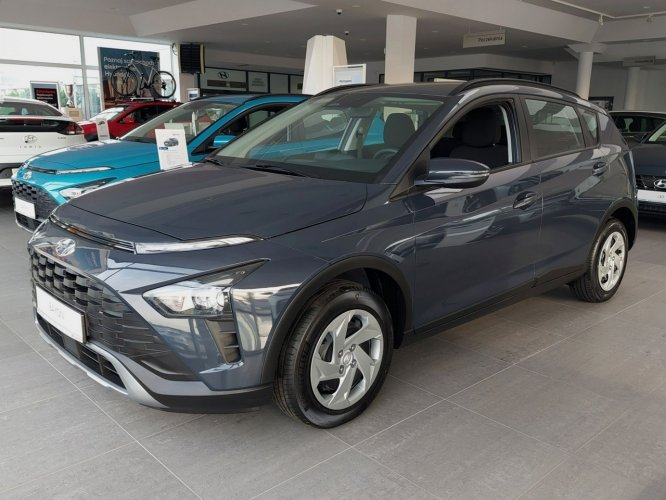 Hyundai Bayon Hyundai Bayon 100KM Modern + pakiet Display