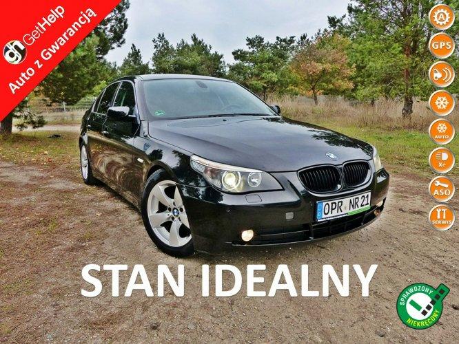 BMW 523 523i 2.5*FULL*Climatronic*Skóra*Xenon*Alu*NAVI*Idealny Stan*ZOBACZ!!! E60 (2003-2010)